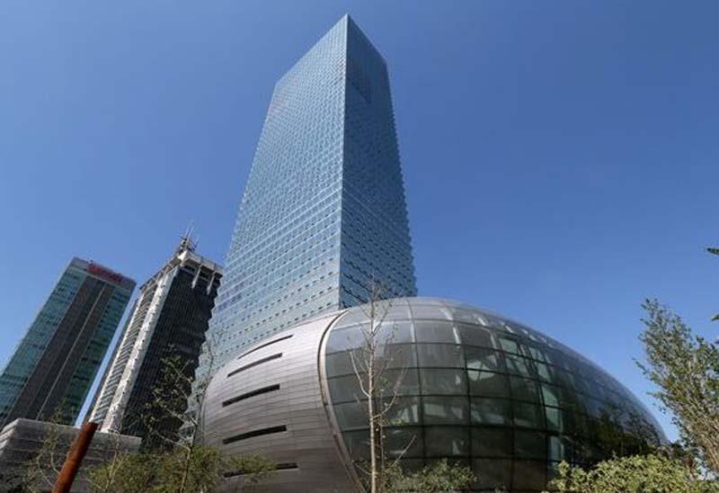 F.K.I. Building – Korea